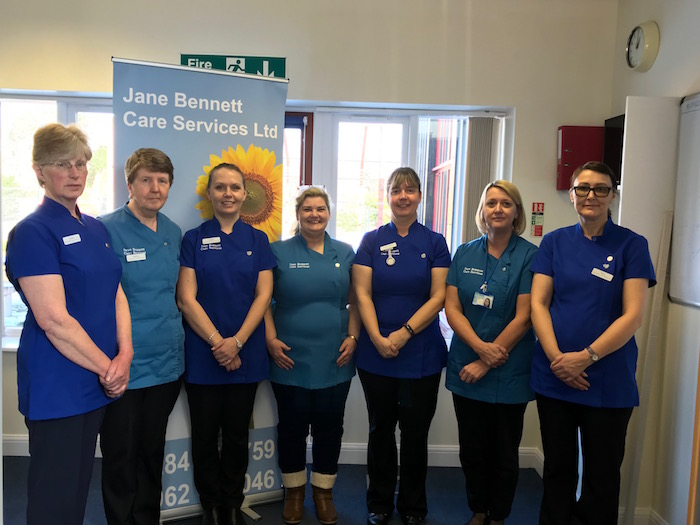 jane bennett care services